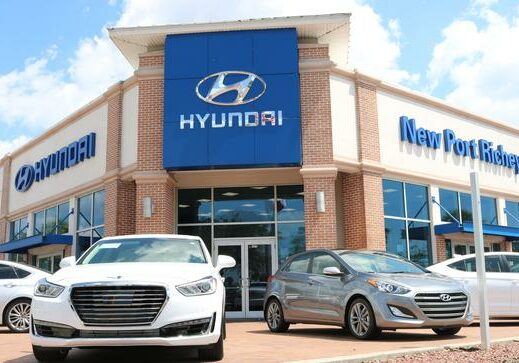Hyundai_of_New_Port_Richey_New_car_building_photo