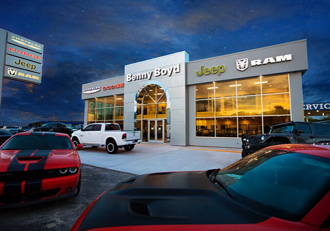 benny boyd dealership
